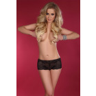 Panties Carlina Black LC 6072 size - L / XL