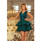 CHILLOT 200-6 - exclusive dress with lace