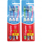 Zahnbürste COLGATE 3er Extra Clean