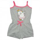 Chubby Unicorn - Mono sin mangas para niñas para n