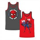 Spiderman - Pack de 2 camisetas para niños