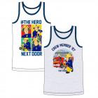 Fireman Sam - children's undershirt 2-pack