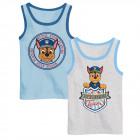 Paw Patrol - Children's undershirt boys 2-pack
