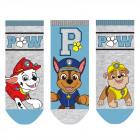 Paw Patrol - Baby sneaker socks boys 3-pack