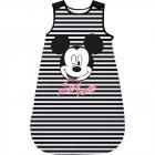 Mickey Mouse - gigoteuse bébé noir et blanc