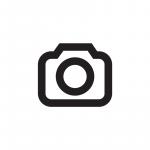 Ladies Blouse Long Sleeve Stripes, lightblue (whit