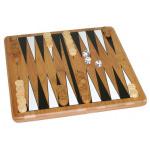 Bamboo + Backgammon Chess