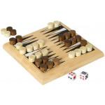 Bamboo Backgammon - mini