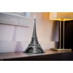 Kaars Eiffeltoren XXL - Grijs