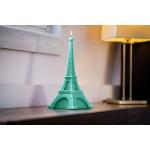 Kaars Eiffeltoren XXL - Turquoise