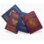 Hinweise gefälschten Pass