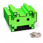 Piggy bank Space Invaders