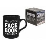 Mok Het kantoor Face Book Addict - Sale