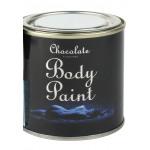 Schokoladen-Körperfarbe