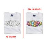 T-Shirt die Farbe wechselt - Bälle