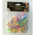 Loom Bands - Bracelet with gumeczek 200 pcs