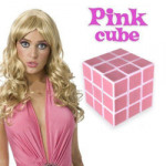 Cube for blondes