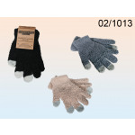 Gloves for touch screens