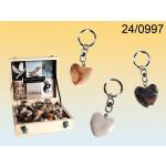 Heart Pendant natural stone