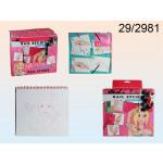 Notebook manicure studio
