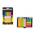 Note appiccicose colorate