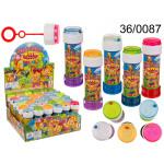 Soap bubbles - colors (production Italy)