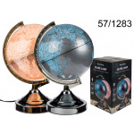 The light touch globe