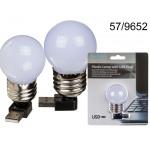 The light bulb USB