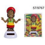 Figurine Solar Rastafari