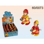 Klirren Feuerwehrmann