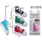 scarpe da ginnastica deodorante per auto