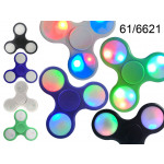 Pazzo Gyro spinner con LED
