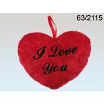 Pillow hart Ik hou van je