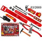 A set of small fireman (17 elements)