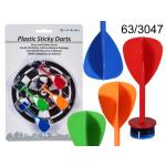 sticky darts