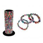 fiori braccialetto