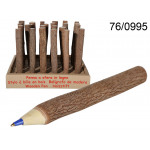 Pen mit Naturholz