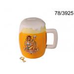 Piggy Becher Bier