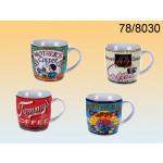Eine Tasse Kaffee mit Nostalgie - 6 Stück