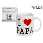 Mok Ik houd van Papa