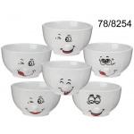 bowl smile
