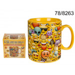 Becher Emoticon XXL