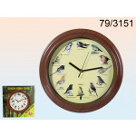 clock birds