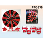 Party game - Spin and Drink or undressed