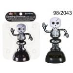 Figurine Solar Skelett
