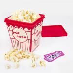 Container für Popcorn machen