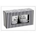 Mugs I'm the boss