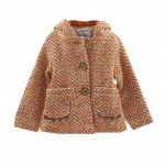 Clothing for children and babies - 35% wool tweed
