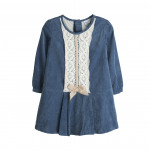 Clothing for children and babies - pa to blue dres