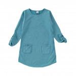 kleding en baby Children's - pluche terry jurk